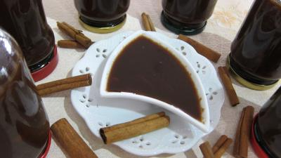 Recette Coupelle de chutney aux raisins frais