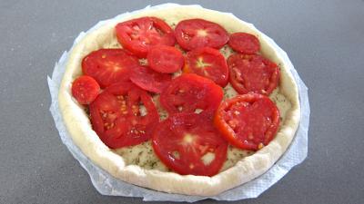 """Pizza """"Gillou"""" - 7.2"""