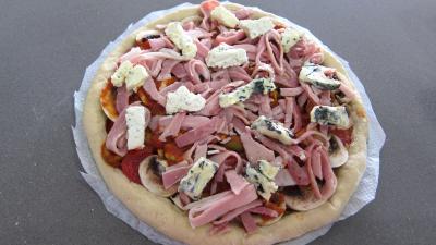 """Pizza """"Gillou"""" - 8.2"""