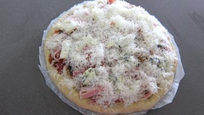 """Pizza """"Gillou"""" - 9.1"""