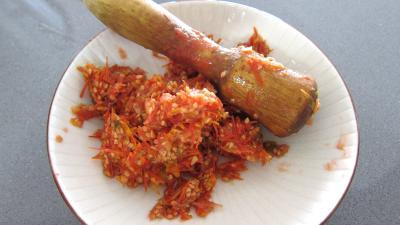 Sauce tomate Puttanesca (conserve) - 4.2