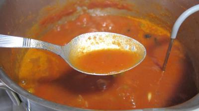 Sauce tomate Puttanesca (conserve) - 8.1