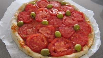 Pizza margherita - 5.4