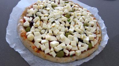 Pizza margherita - 6.2