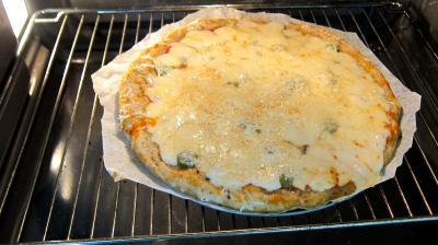 Pizza margherita - 6.4