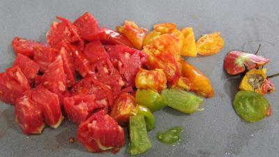 Sauce tomate aux champignons noirs (conserves) - 2.4