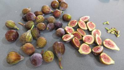 Clafoutis aux figues - 1.1