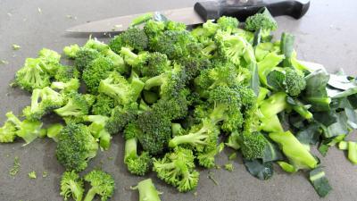 Soupe minceur de batavia et légumes - 5.3