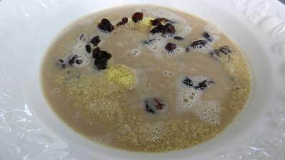 Couscous sucré aux figues en verrines - 3.1