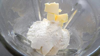 Biscuits au thé vert à la menthe - 2.4