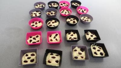 Biscuits au thé vert à la menthe - 4.1