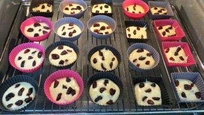 Biscuits au thé vert à la menthe - 4.3