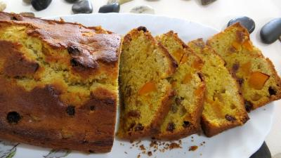 Photo : Pumpkin bread