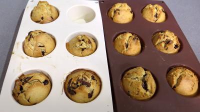 Muffins aux pépites de chocolat - 5.2