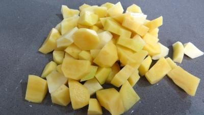 Soupe de lotte d'automne aux légumes - 2.2
