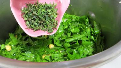 Soupe de pois chiches à la provençale - 5.2