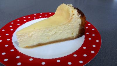 Recette Cheesecake new-yorkais revisité