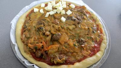 Pizza forestière - 6.3