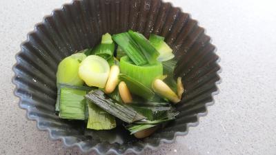 Bouchées de poireaux à la mimolette - 6.2