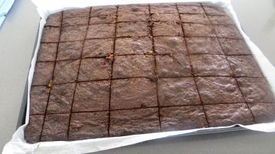 Brownies au beurre de cacahuètes - 6.2