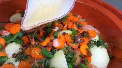 Tagine de blancs de poulet aux pommes - 7.2