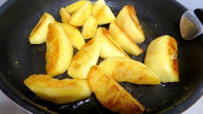 Tagine de blancs de poulet aux pommes - 9.2