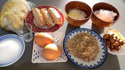 Ingrédients pour la recette : Mirlitons de Rouen revisités