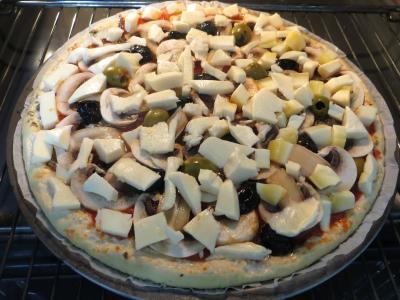 Pizza napolitaine - 5.1