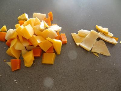 Poireaux et églefins faciles en cassolettes - 2.1