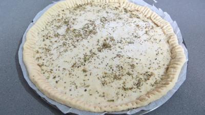 Pizza à l'aubergine - 4.2