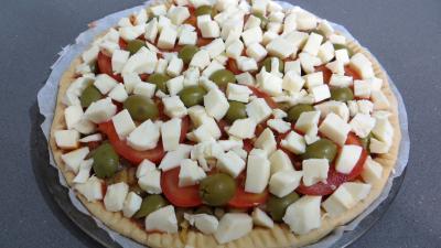 Pizza à l'aubergine - 5.2