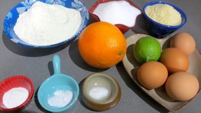 Ingrédients pour la recette : Gâteaux brestois