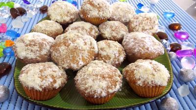 Image : Assiettes de gâteaux brestois