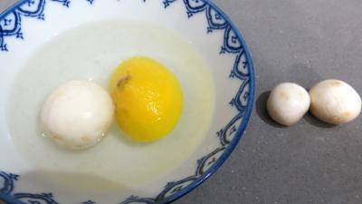Cuillères aux kiwis en amuse-bouche ou entrée - 3.1