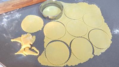 Sambousseks aux fromages forts revisités - 1.2