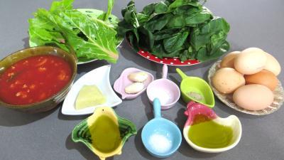 Ingrédients pour la recette : Trucha