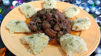 Image : recette Purée de poire et pommes de terre