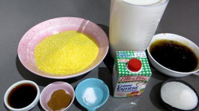 Ingrédients pour la recette : Cruchades revisitées
