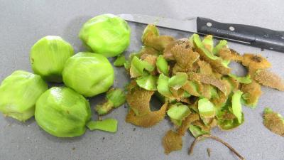 Tarte à la noix de coco et aux kiwis - 5.2
