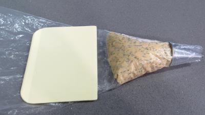 Feuilletés à la mousse de saumon fumé - 6.3