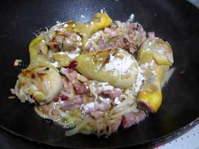 Pilons de poulet à la bourguignonne - 5.1