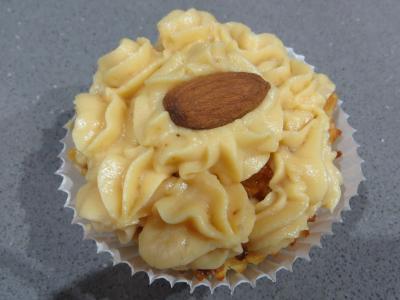 Restes de brioches à la crème pâtissière au caramel - 5.4