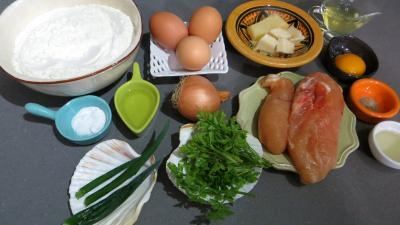 Ingrédients pour la recette : Raviolis faits maison