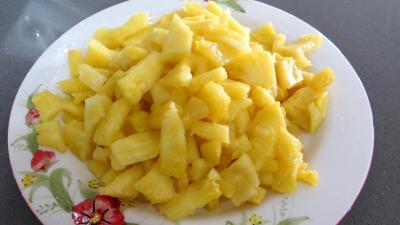 Feuilletés d'ananas - 1.3