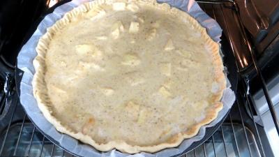 Tarte au fromage de Chaume - 6.1