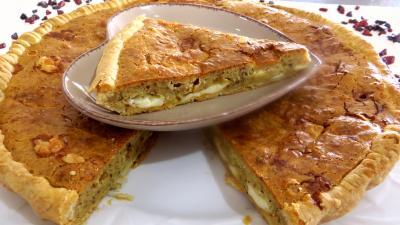 Recette Tarte au fromage de Chaume