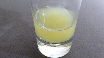 Sauce à la courgette au sésame - 1.2
