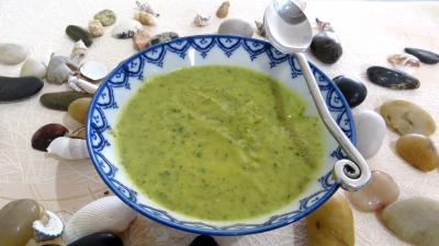 Sauce à la courgette au sésame - 4.4