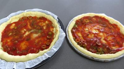 Pizza pauvre homme - 5.4