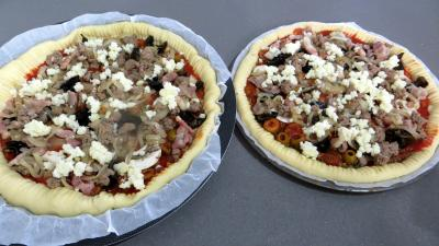 Pizza pauvre homme - 6.4